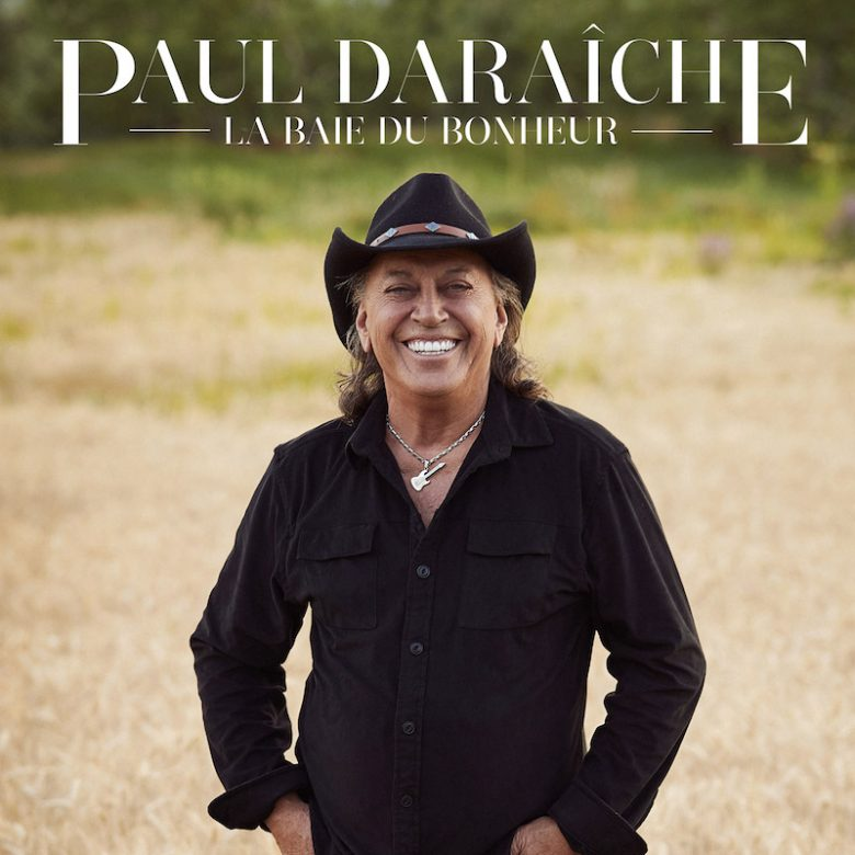 Nouvel album de Paul Daraîche