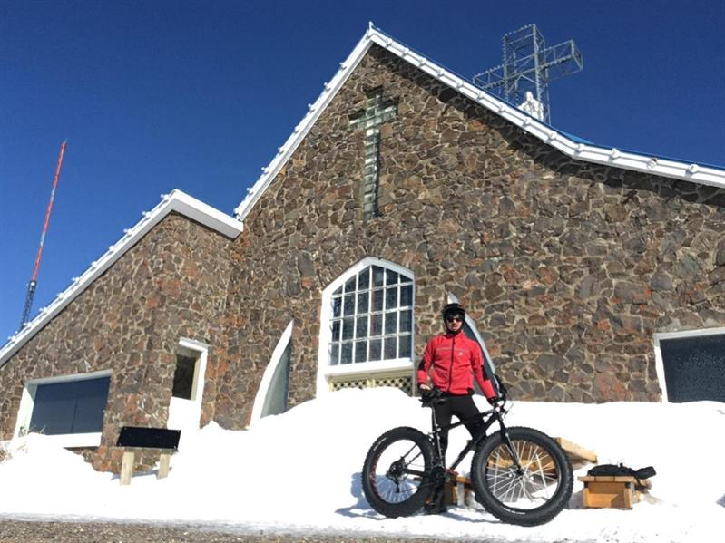 Chronique plein air: Le fatbike!