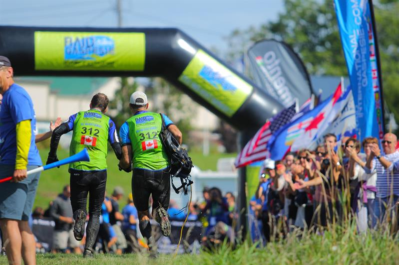 Hausse en participants locaux au Raid international multi-sports